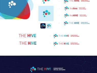 logo design for Johnson & Johnson - The Hive