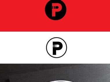 logo design for Pierce Ammo