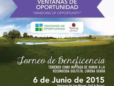 Golf Tournament Info Manual