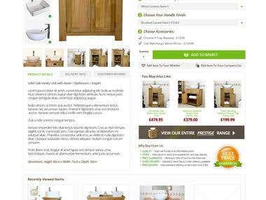 Mobel Oak Branding & Website Design