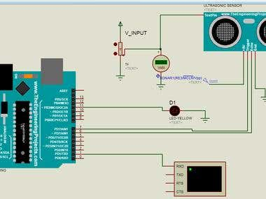 UltraSonic_Check_Distance ARDUINO