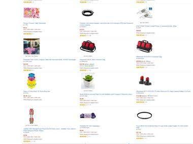 Amazon Store Listing Catalog Management