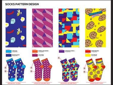 Socks Designs Patters