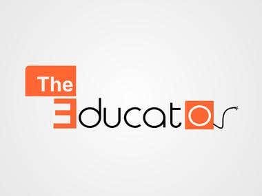 Logo Design : The Educator