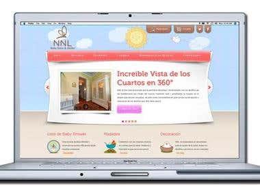 Nanaluna website