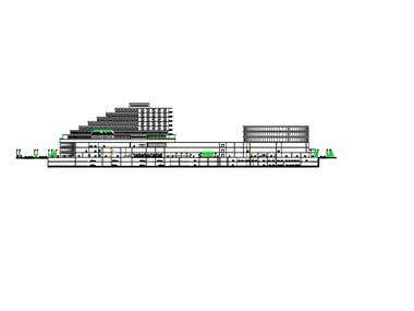 COMMERCIAL, ENTERTAINMENT, HOTEL AND OFFICE TOWER PROJECT