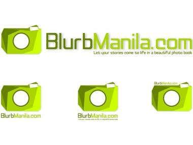 BLURBMANILA logo