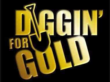 Diggin' for Gold  (winning entry)