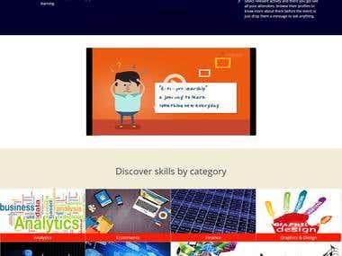 Uplatz: Skill Sharing Web Portal