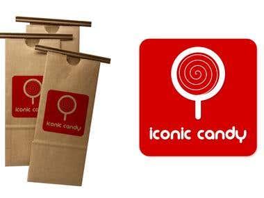ICONIC CANDY logo