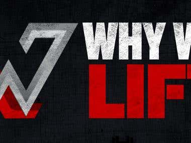 WHY WE LIFT LOGO