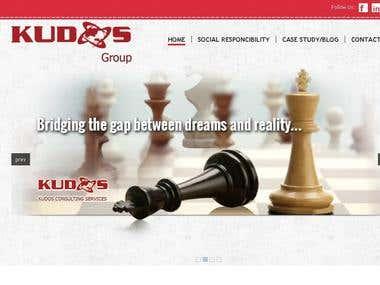 CMS Static website