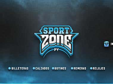 Sportzone Facebook Banner