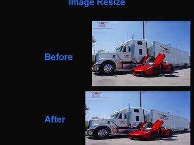 Image Resize