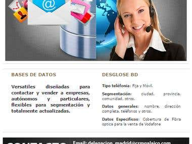 Arte y Desarrollo de Email Marketing Responsive...