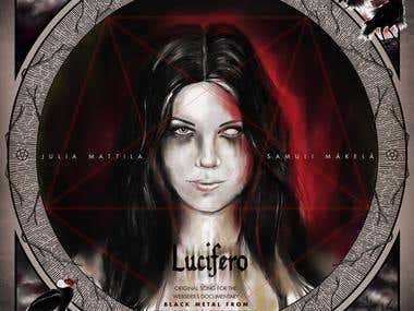 Cover for Lucifero