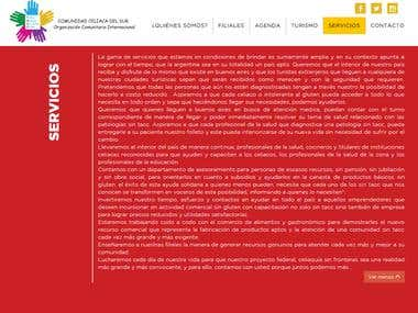 Página Web SPA - Responsive