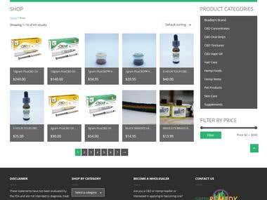 Herbal Medicine Online Store
