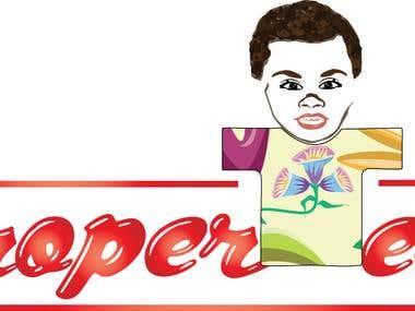 Character Logo Design