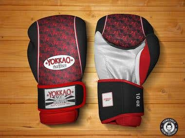 Boxing Gloves Design