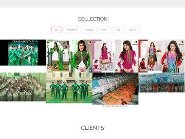 1Akbar garment shopping website