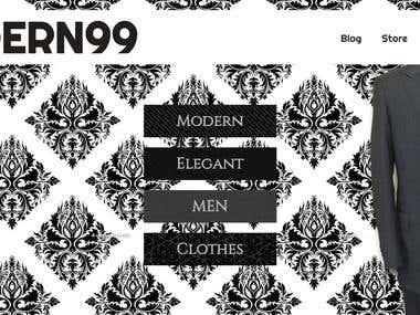 Modern99: Modern and Elegant Men Clothes