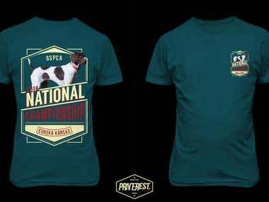 GSPCA T-shirt