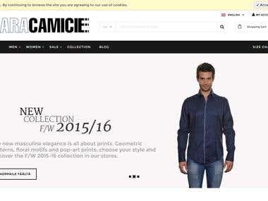 NARACAMICIE |Italialainen naisten vaatteet netistä