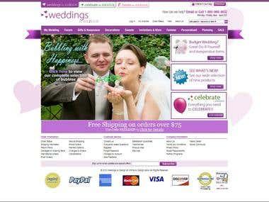 Wedding by design