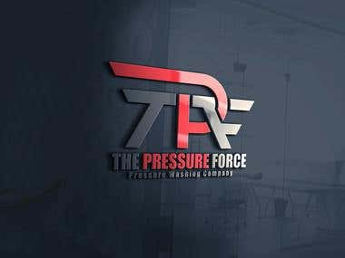 The Pressure Force Logo