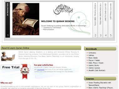OnlineQuranSeeking