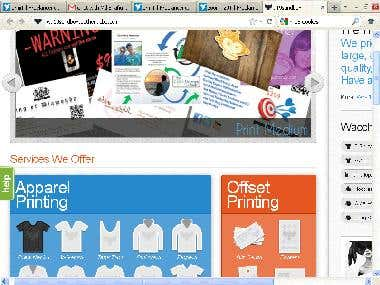 Fully Wordpress/Shopping cart /php/html/jQuery works