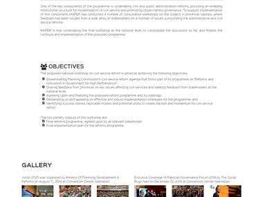 Project Uraan (Govt. of Pakistan Project) -