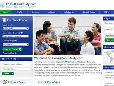 Consultandstudy