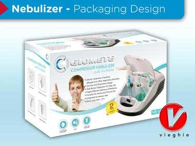 Nebulizer - Packaging Design