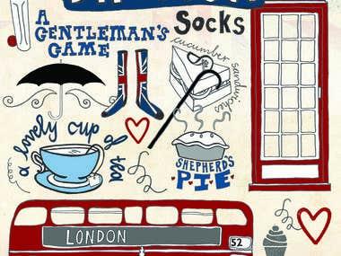Typically British Socks