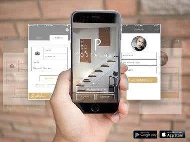 Postalgia App