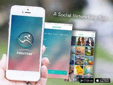 Podiyum App