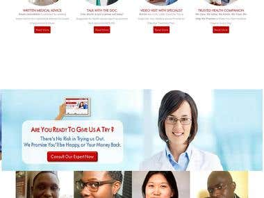 Online Medical Clinic .
