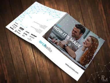 Two-Folded Brochure