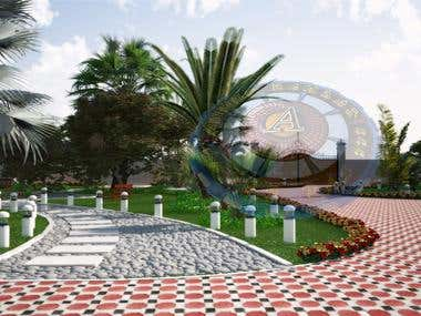 3D Landscaping