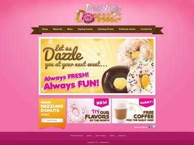 Website Mockup 01