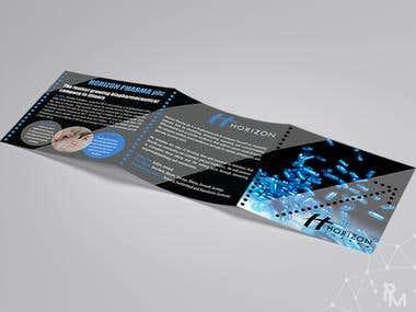 Tri-Folded Brochure