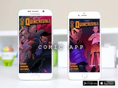 ComicsFix App