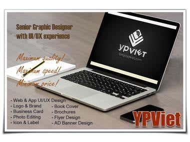 YPViet App MockUp