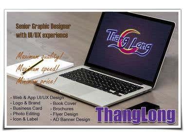 ThangLong Logo Design
