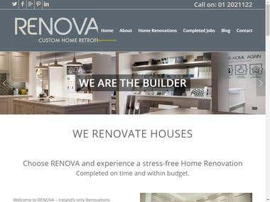 Renova - The Home Renovation and Deep Retrofit experts