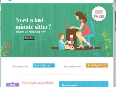 LullabySitters.com Plugin Development