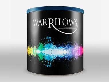 Warrilows Branding