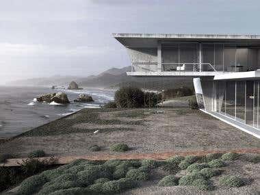 Architecture visuaization